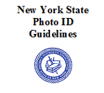 New York State Photo Identification Procedure Guidelines