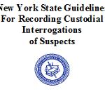 Recording Interrogations Guidelines