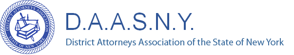 DISTRICT ATTORNEYS ASSOCATION OF THE STATE OF NEW YORK